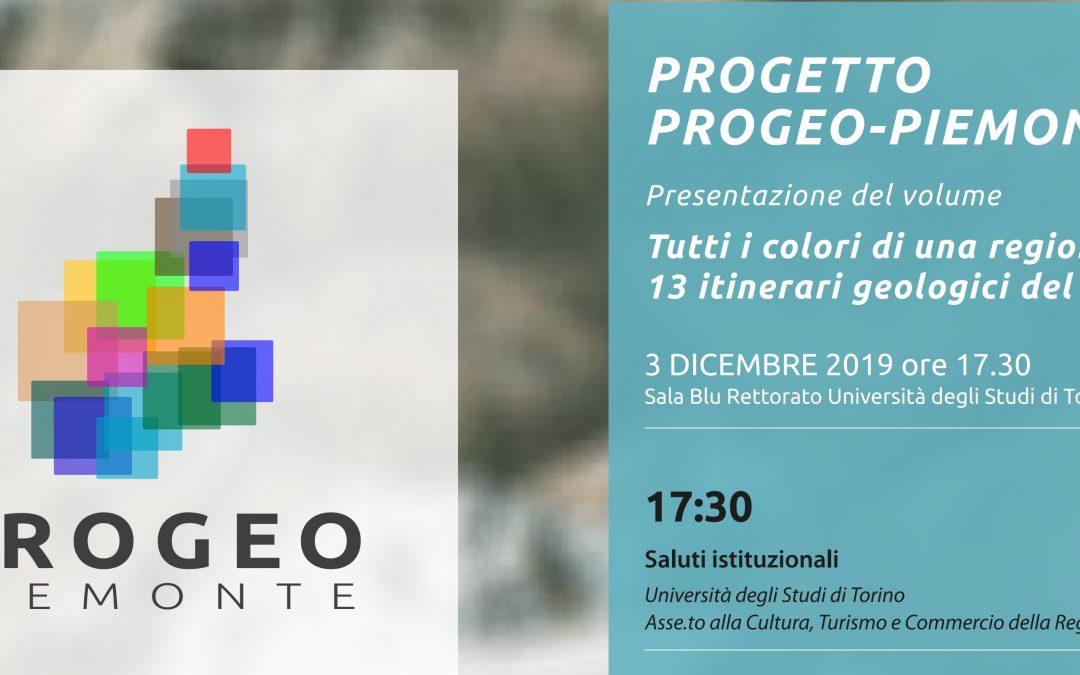 Tutti i colori di una Regione. 13 itinerari geologici in Piemonte